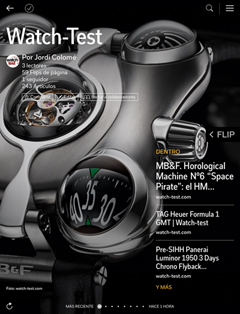 Watch-Test en Flipboard