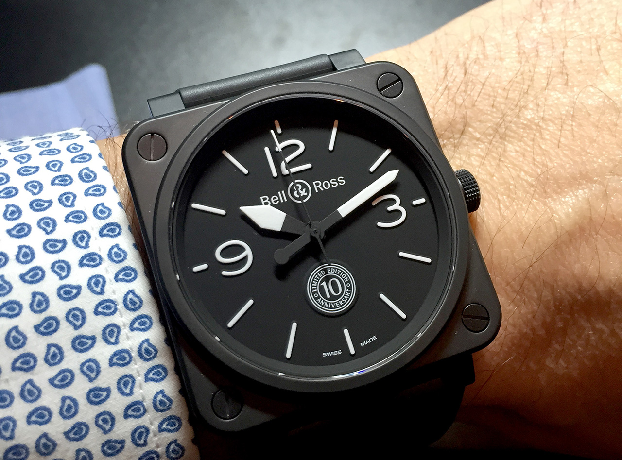 Bell&Ross BR 01-92 10th Anniversary-01