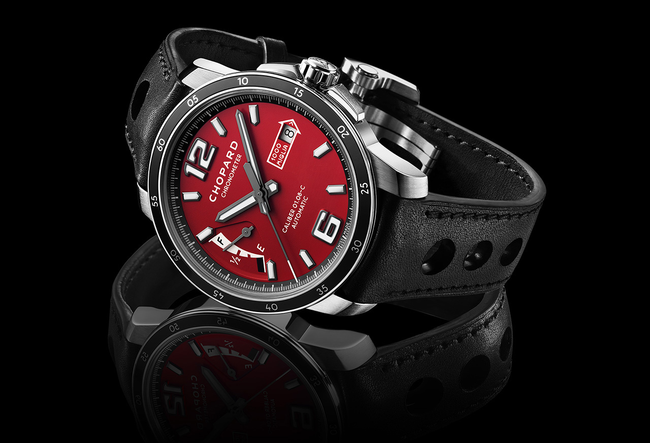 chopard mille miglia 2015 race edition pasi n por el rojo watch test. Black Bedroom Furniture Sets. Home Design Ideas