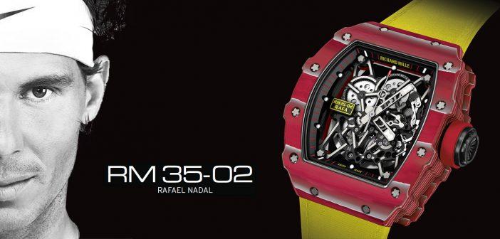 Richard Mille RM 35-02 Rafa Nadal