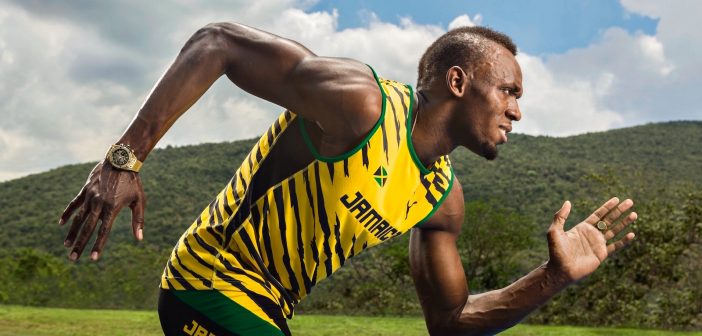 Hublot presenta un nuevo Big Bang Unico Usain Bolt