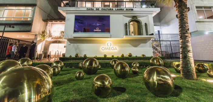 Omega House Río 2016 – Los eventos