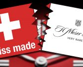 H. MOSER abandona la etiqueta «SWISS MADE» y reclama el origen suizo