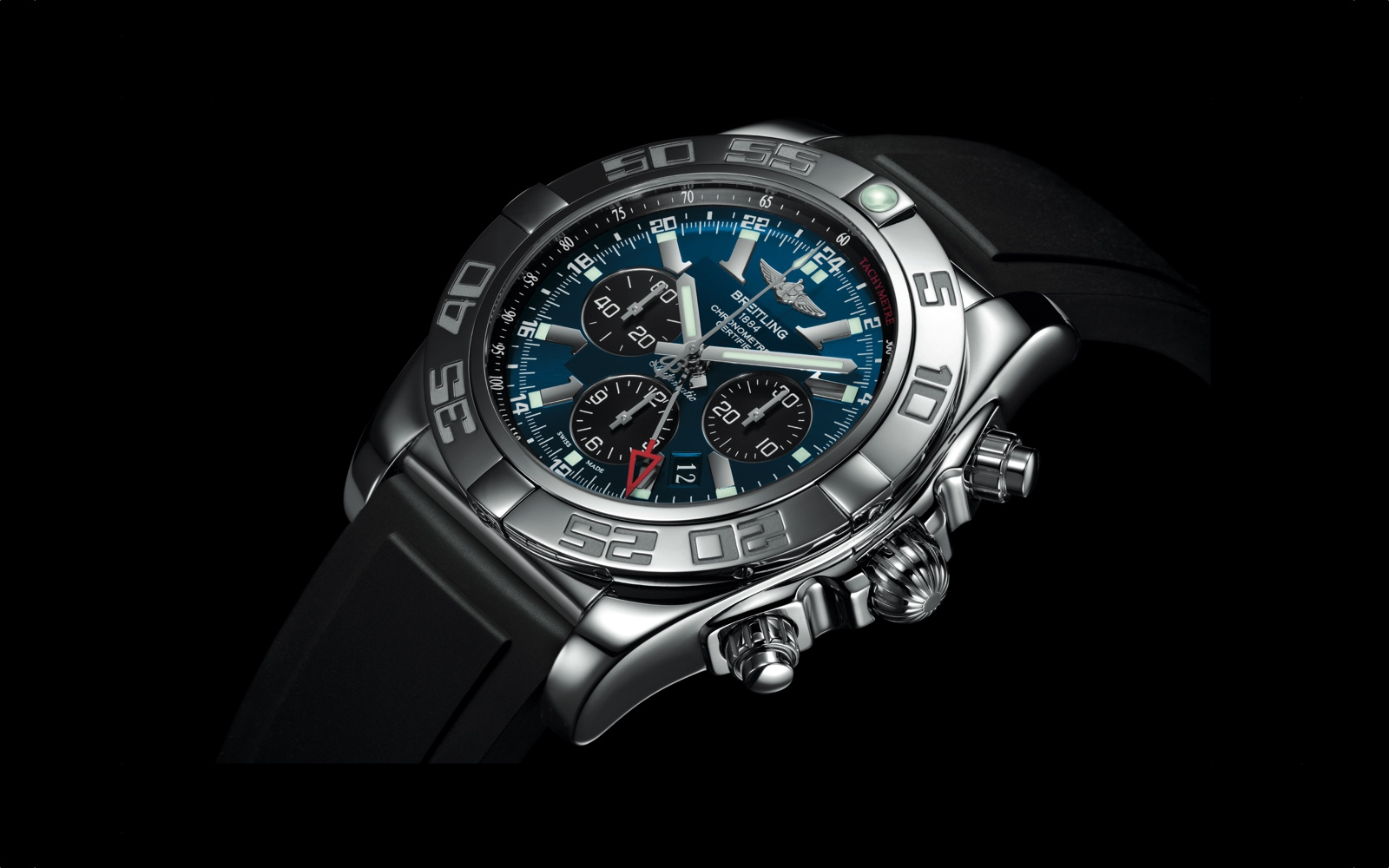 Breitling Chronomat GMT cover