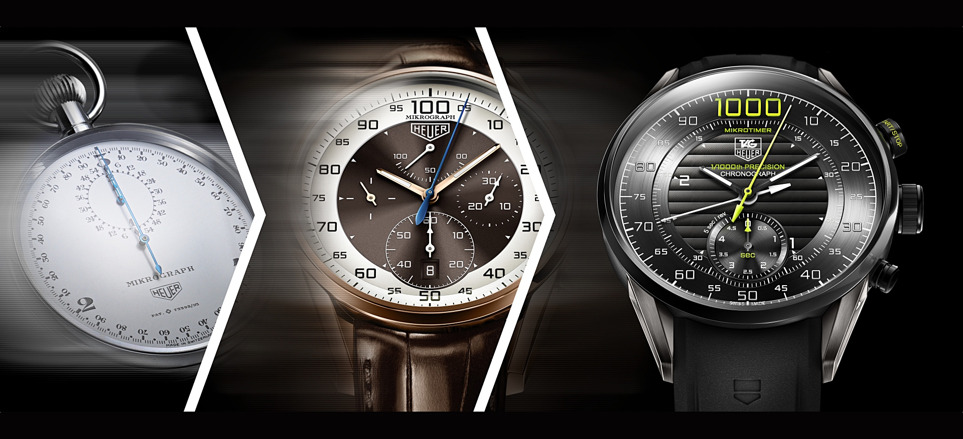 TAG HEUER Triptych Mikrotimer Flying 1000