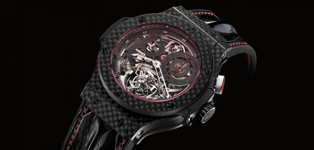 Big Bang Chrono Tourbillon Ferrari