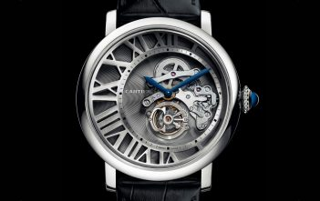 CARTIER Rotonde Tourbillon