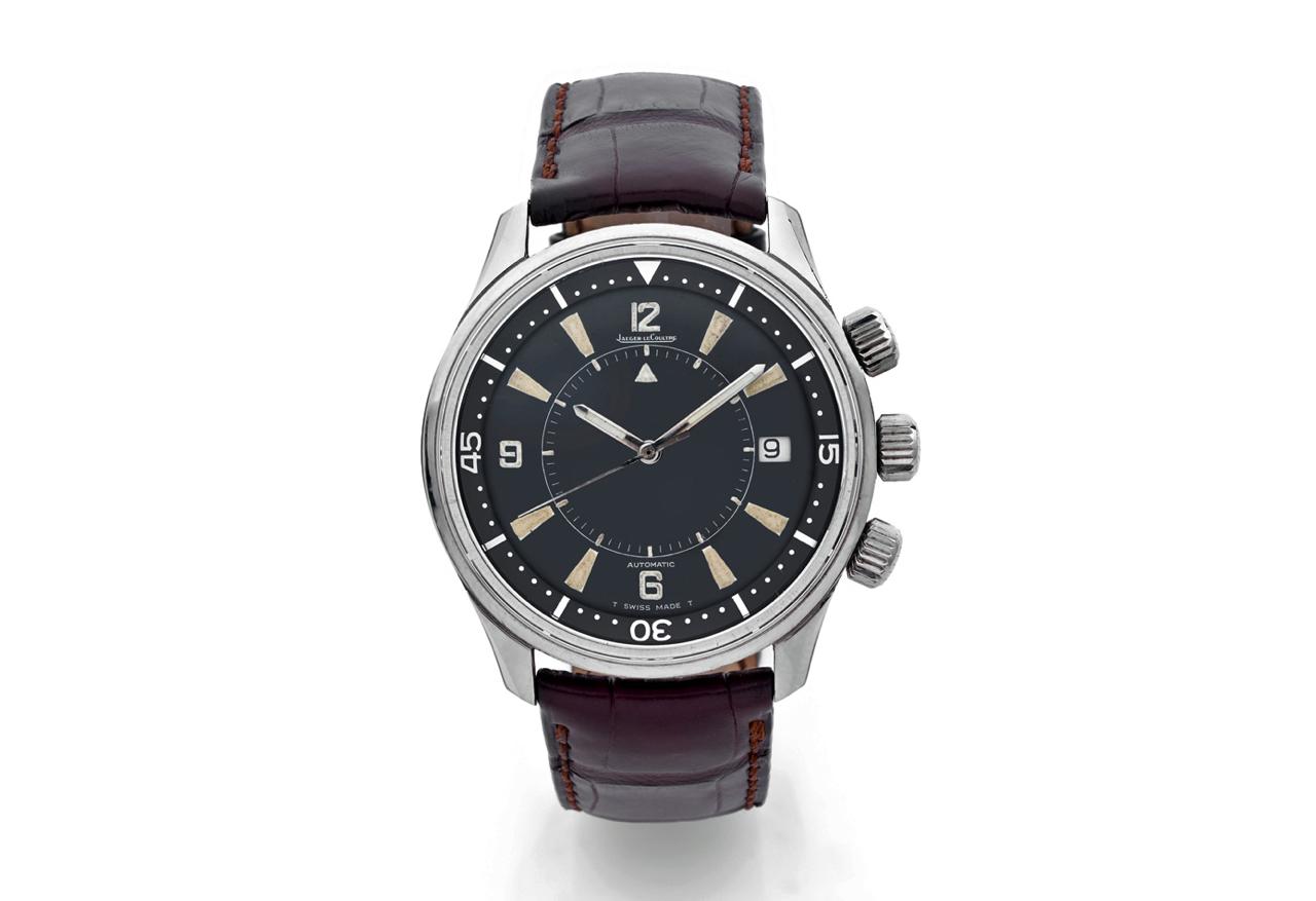 JAEGER-LECOULTRE 1967 Memovox Polaris - 1024