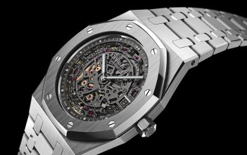 Royal Oak Esqueleto Extraplano