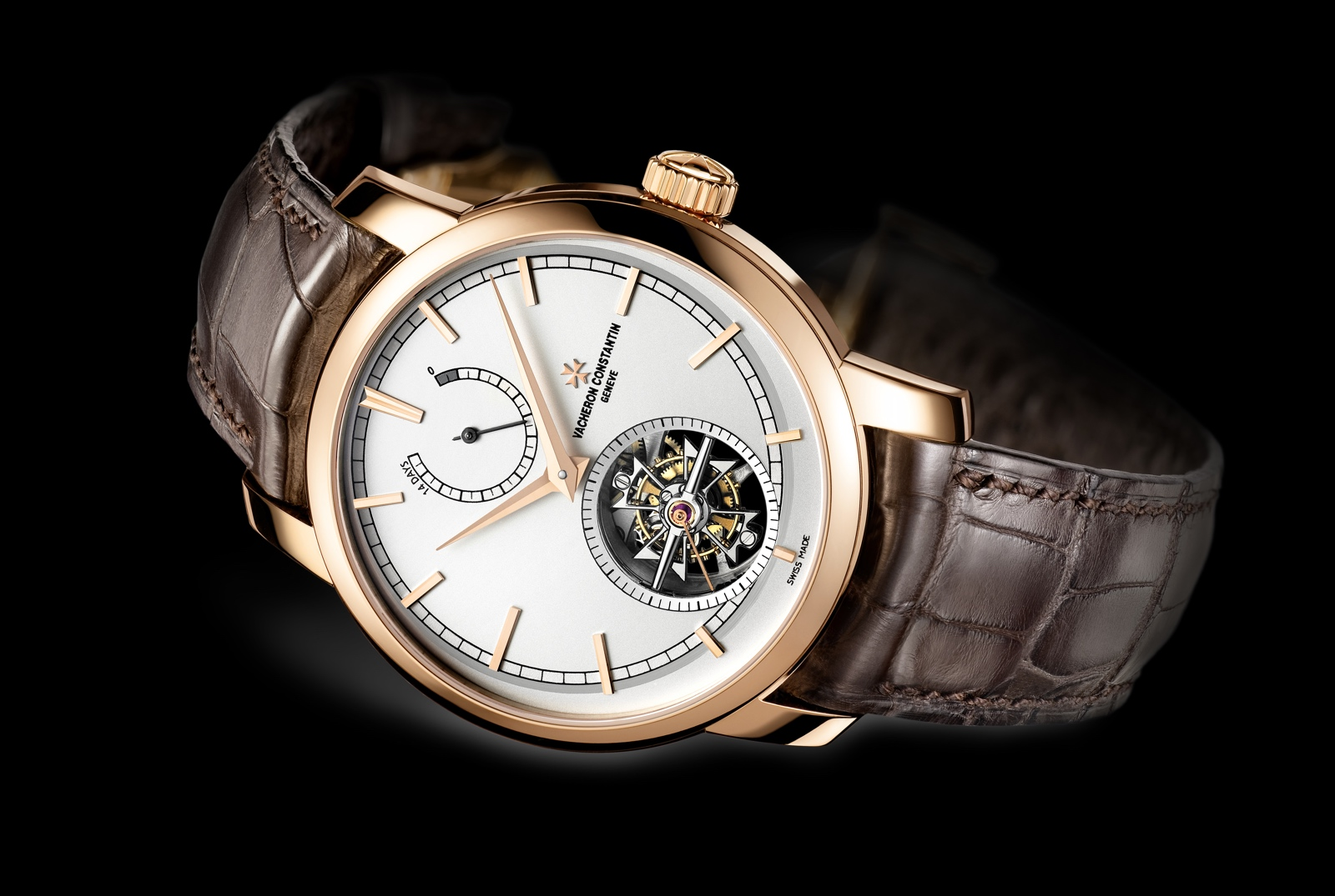 Vacheron Constantin Patrimony Traditionnelle Tourbillon 14 jours