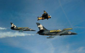 Breitling JetMan