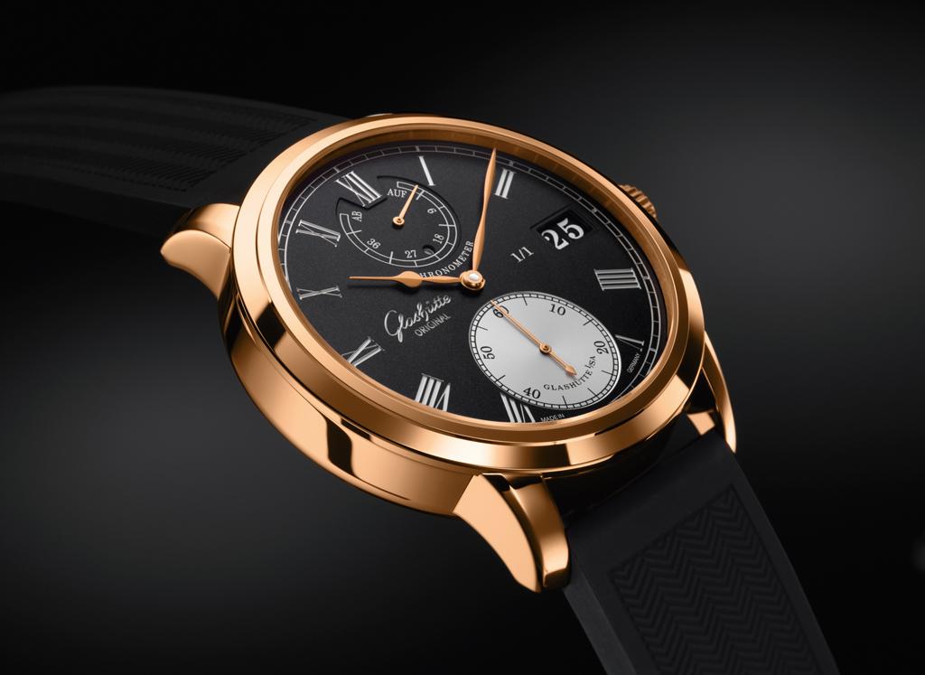 Glashutte Original Senator Chronometer Only Watch