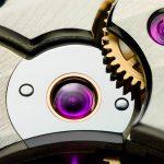 A. Lange & Söhne: acabados y decoraciones del movimiento de un reloj