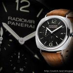 TEST – Panerai Radiomir 10 Days GMT – PAM323