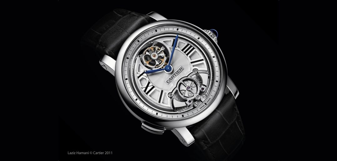 CARTIER Rotonde Tourdillon Chrono Rep