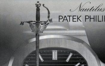 Patek Philippe Nautilus historia