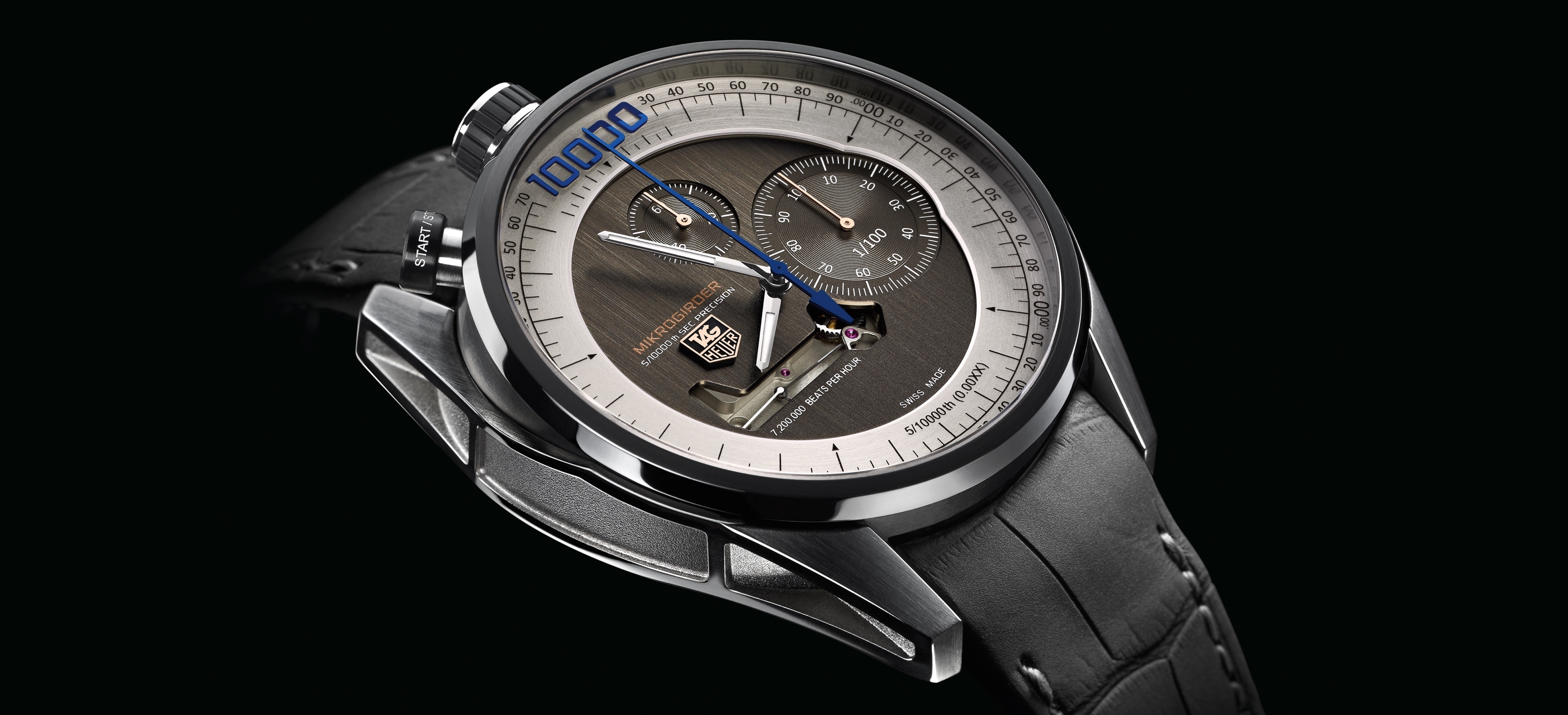 TAG Heuer Mikrogirder - cover