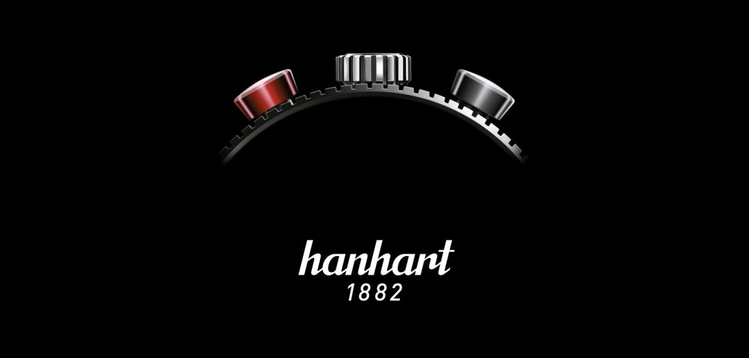 Hanhart Red button