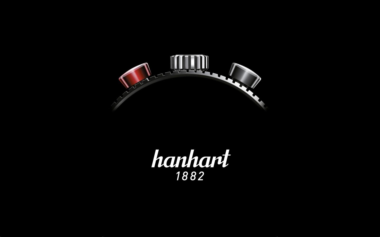 Hanhart Red button