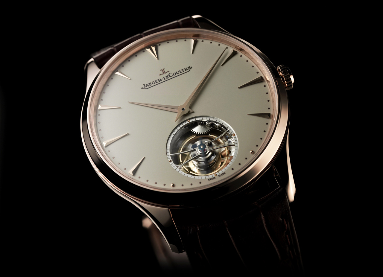 JLC Master UltraThin Tourbillon 02. case