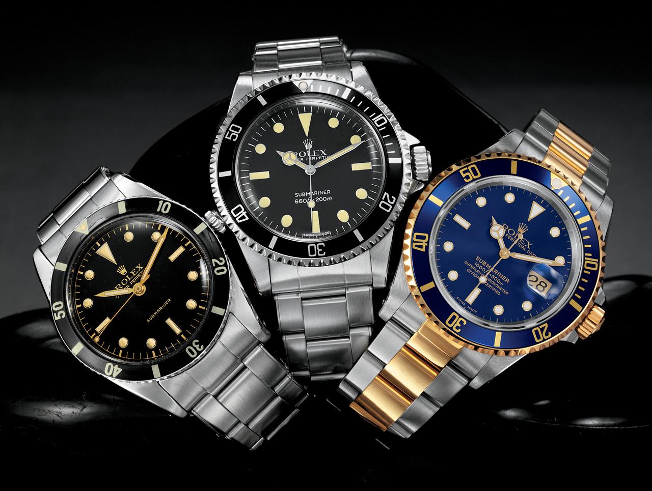 Las Ediciones Limitadas - Rolex Submariner