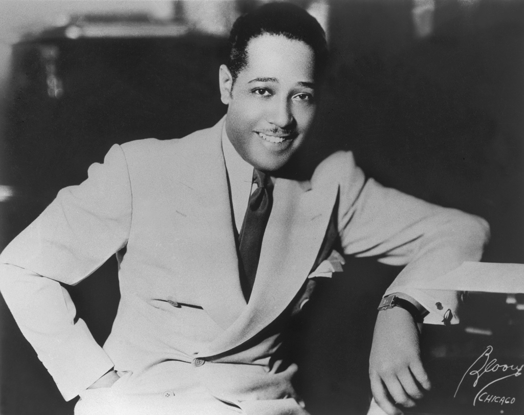 Tank de Cartier - Duke Ellington
