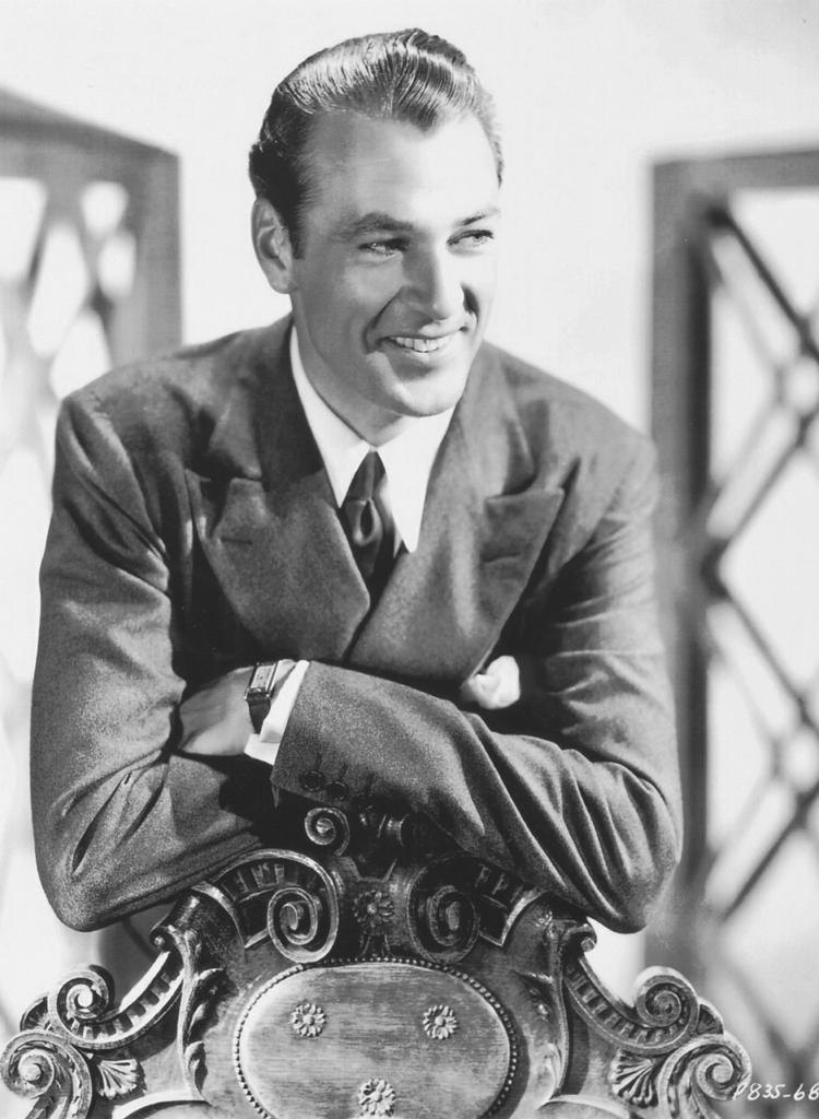 Tank de Cartier - Gary Cooper