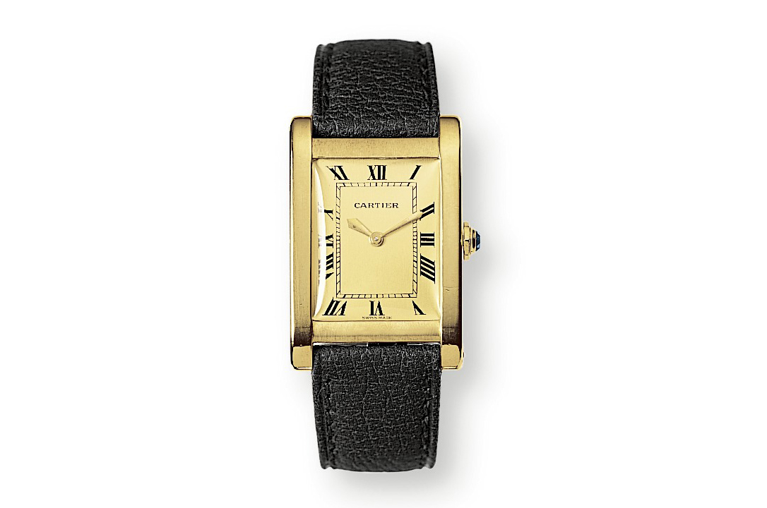 Cartier Tank Rectangle
