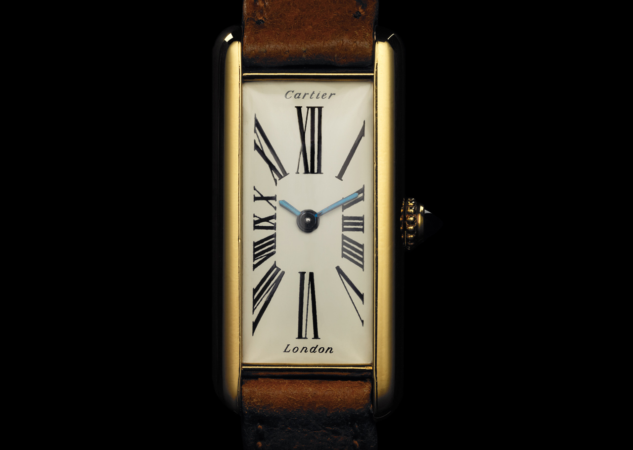 Cartier Tank Allongée