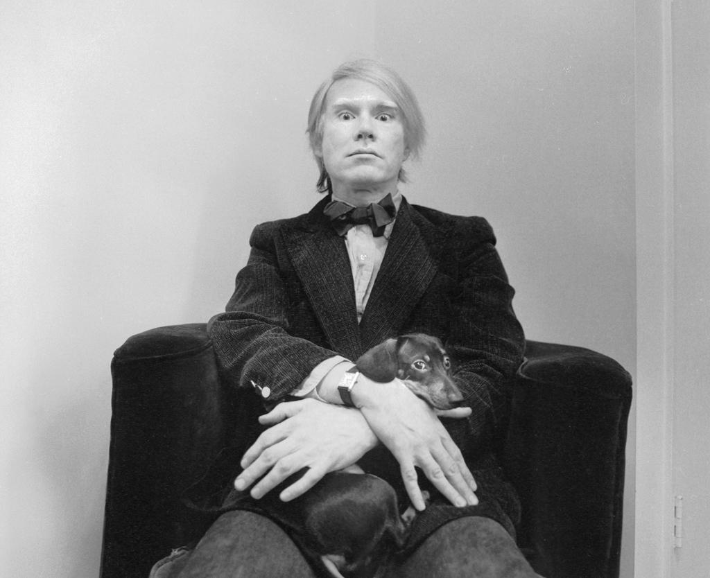 Tank de Cartier - Andy Warhol