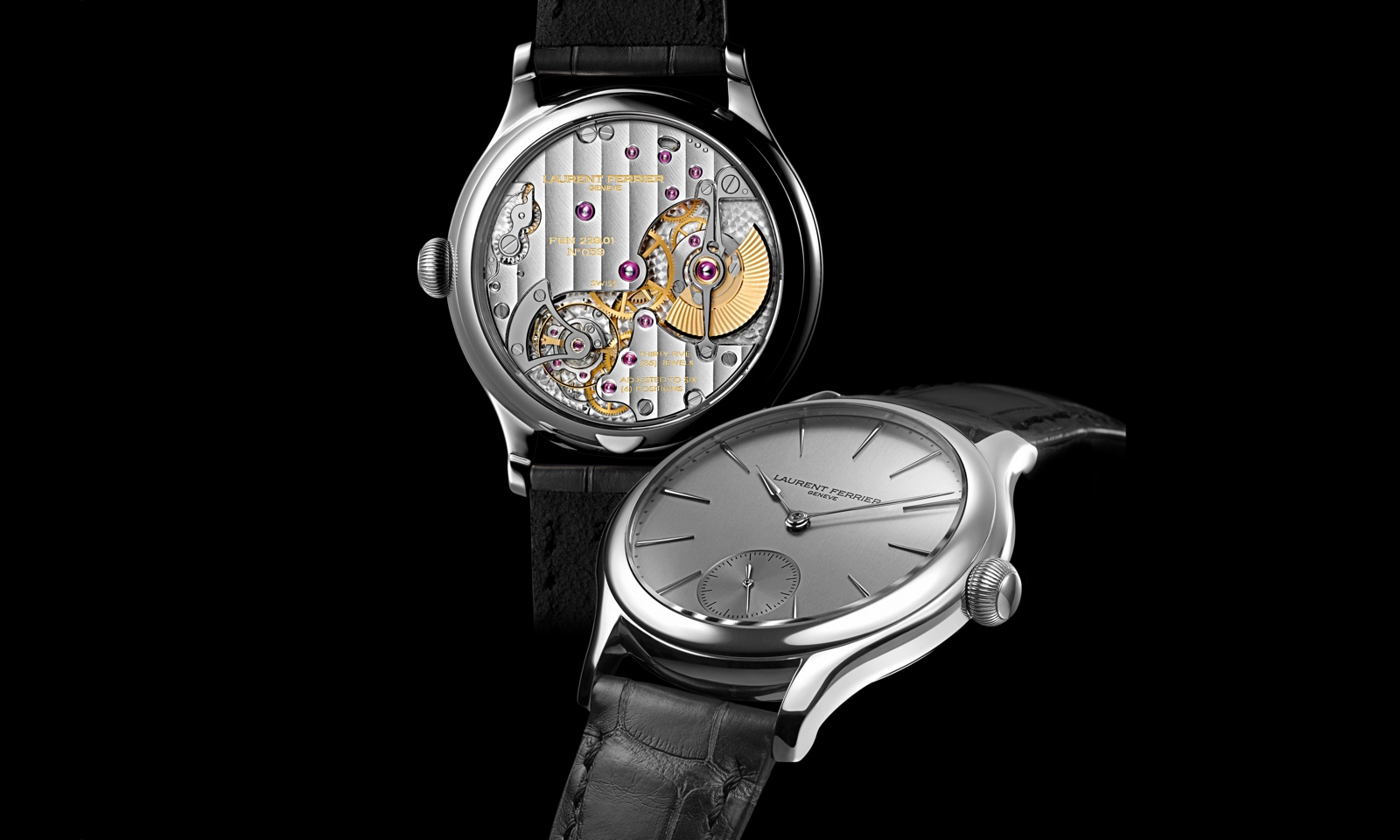 Laurent Ferrier Galet Micro-Rotor