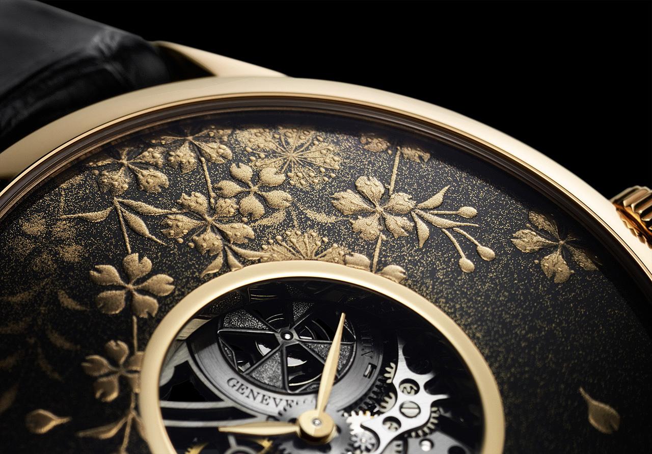 Vacheron Constantin Métiers d'Art La Symbolique des Laques dial