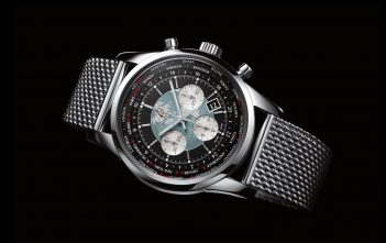 Breitling Transocean Chronograph Unitime cover