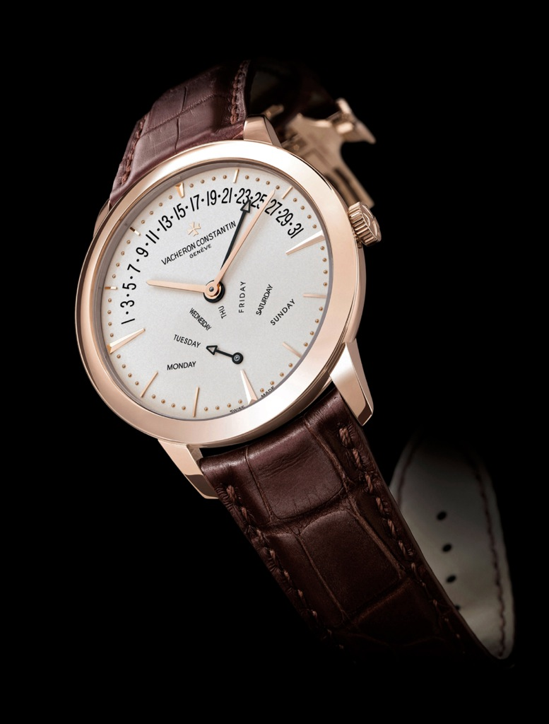 Vacheron Patrimony Contemporaine Bi-Retrograde front