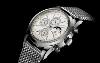 Breitling Transocean Chronograph 1461 cover