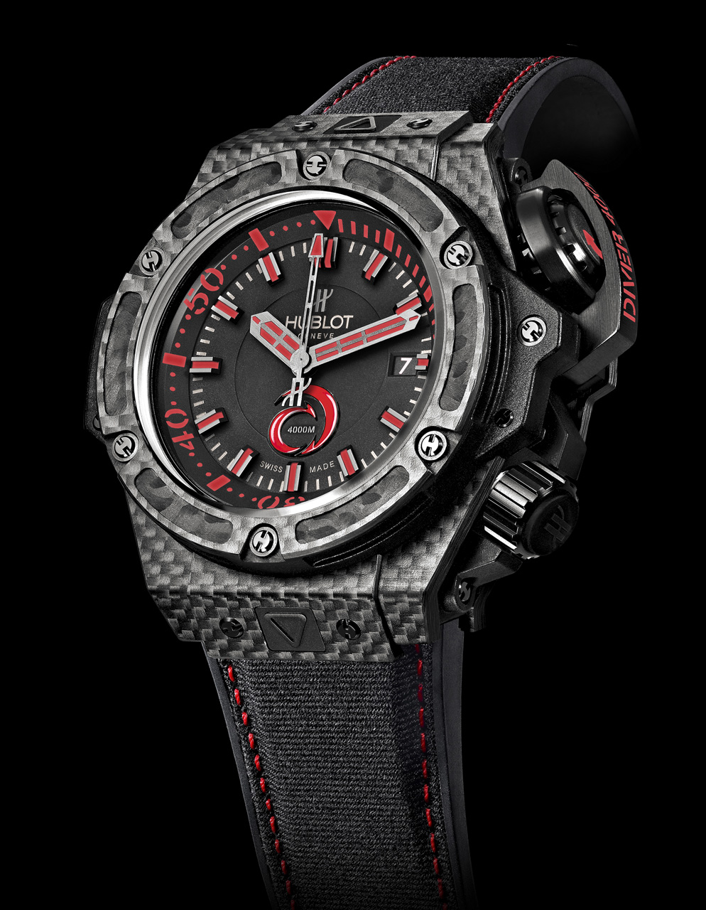 King Power Alinghi 4000 face