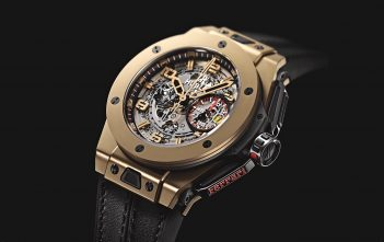 Hublot Big Bang Ferrari cover 2