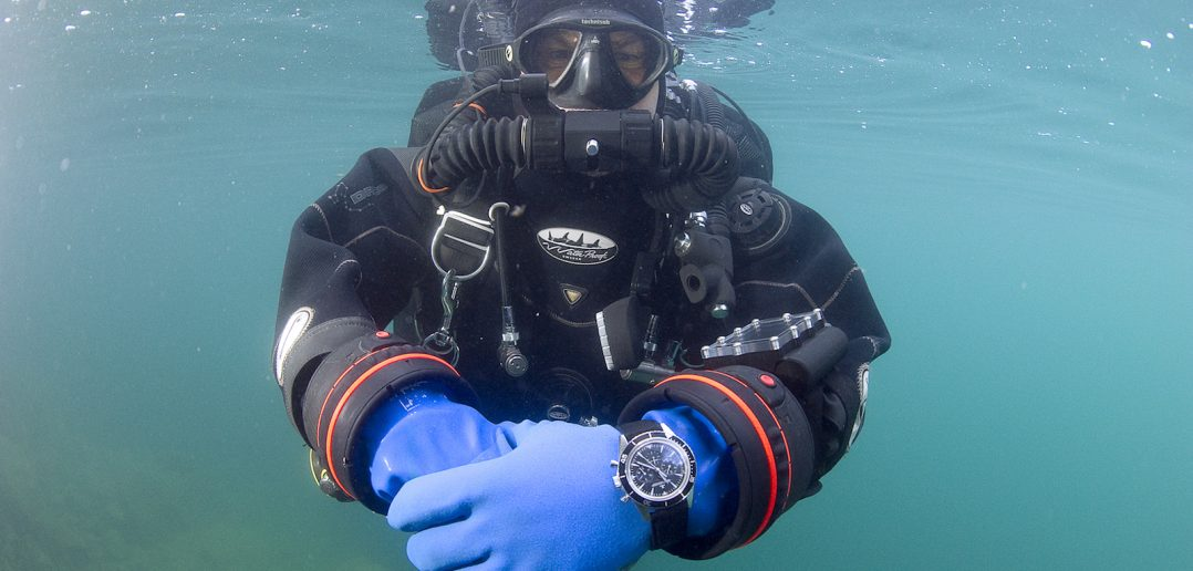 Jaeger Deep Sea Chronographe diving