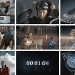 Start Me Up! Omega desvela su spot publicitario para los JJOO de Londres.