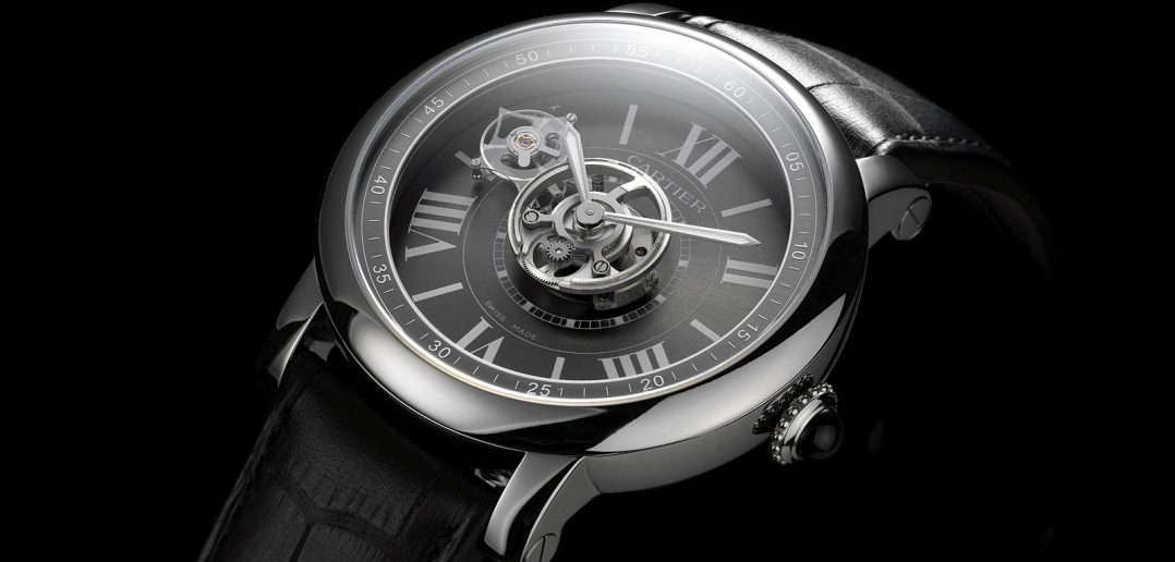 Cartier Astrotourbillon