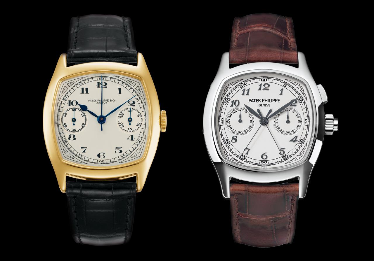 Patek Philippe Chronograph Generations Barcelona - 5959A vs PPM992