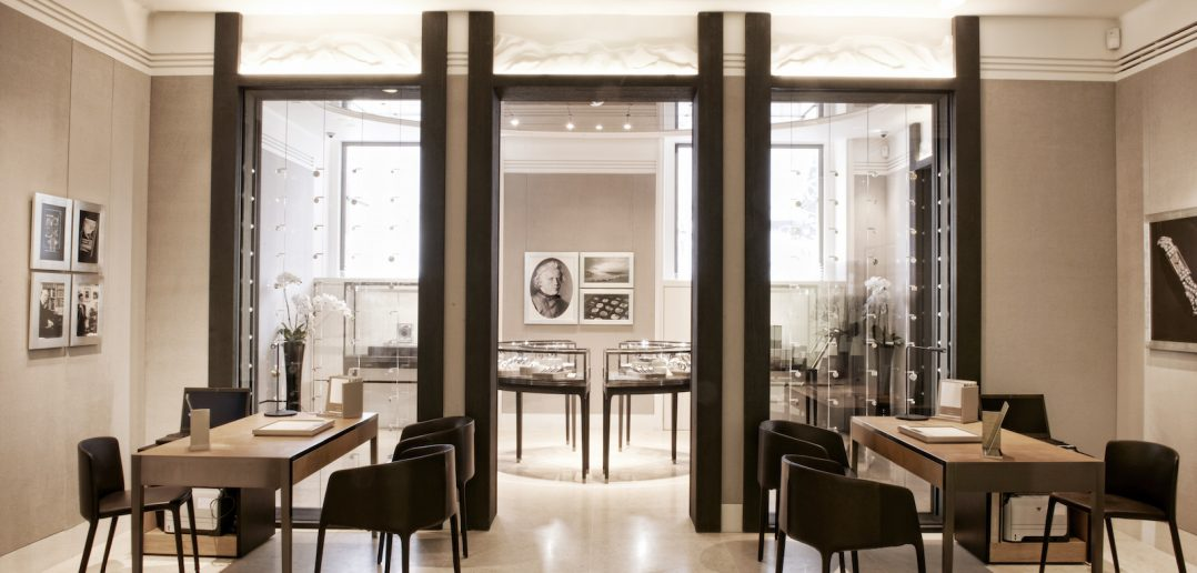 Jaeger-LeCoultre place Vendome