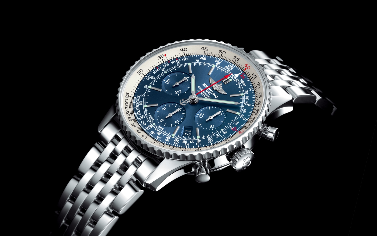 Navitimer Blue Sky 60th Anniversary