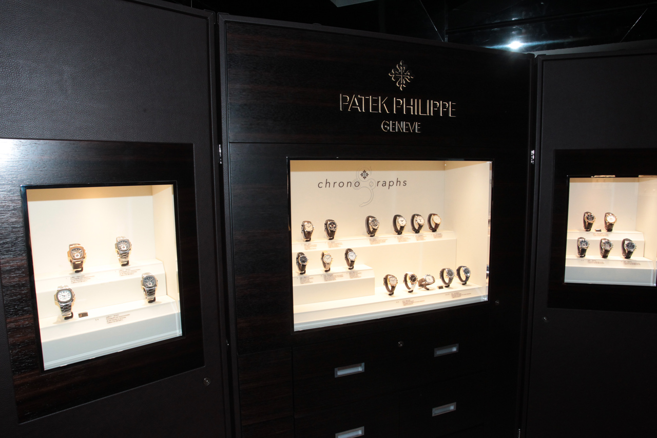 Patek Philippe Chronograph Generations Barcelona 06