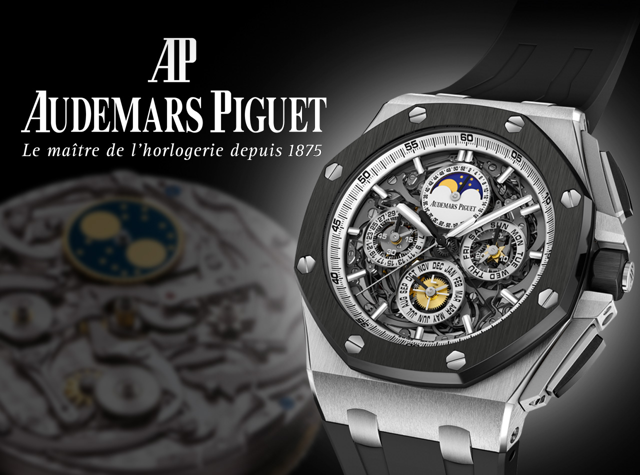 pre-SIHH 2013 – Audemars Piguet Royal Oak Offshore Grande Complication 92596f43646
