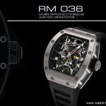 pre-SIHH 2013 – Richard Mille RM 036 Jean Todt Limited Edition