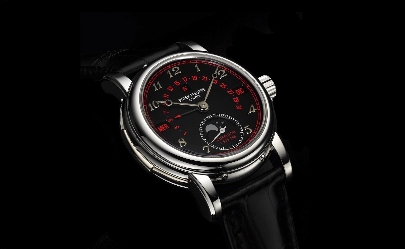 Patek Philippe 5016P red cover