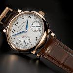 A. Lange & Söhne 1815 Up/Down.<br/>La sencillez de la Alta Relojería.