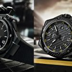 TEST – IWC Ingenieur Automatic Carbon Performance & AMG Black Series.