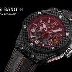Nuevos Hublot Big Bang Ferrari 2013